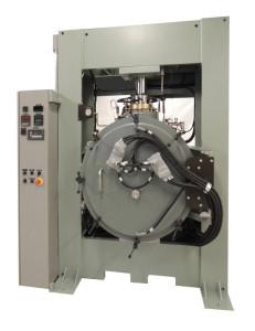 150-Ton Vacuum Hot Press