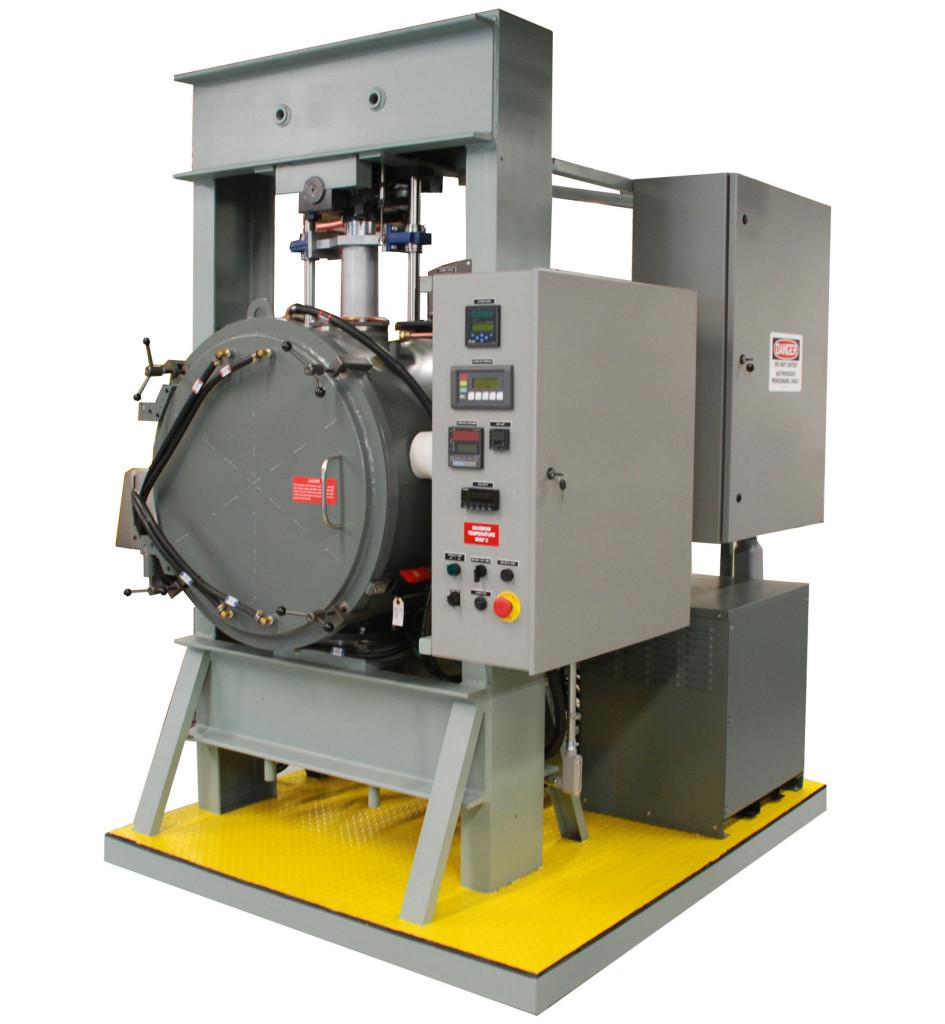 50-Ton Vacuum Hot Press