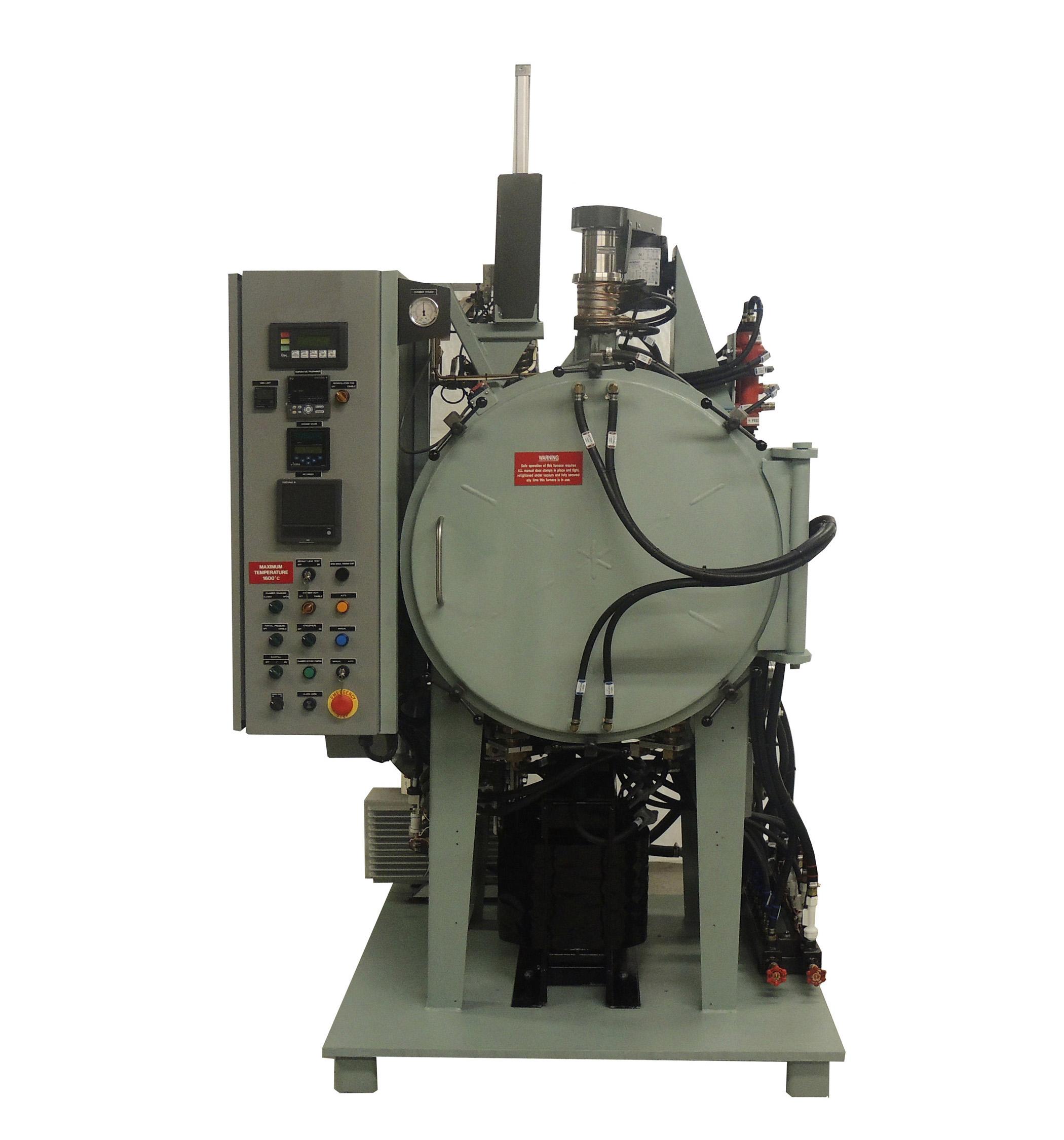 1600° C Vacuum Furnace (2912° F)