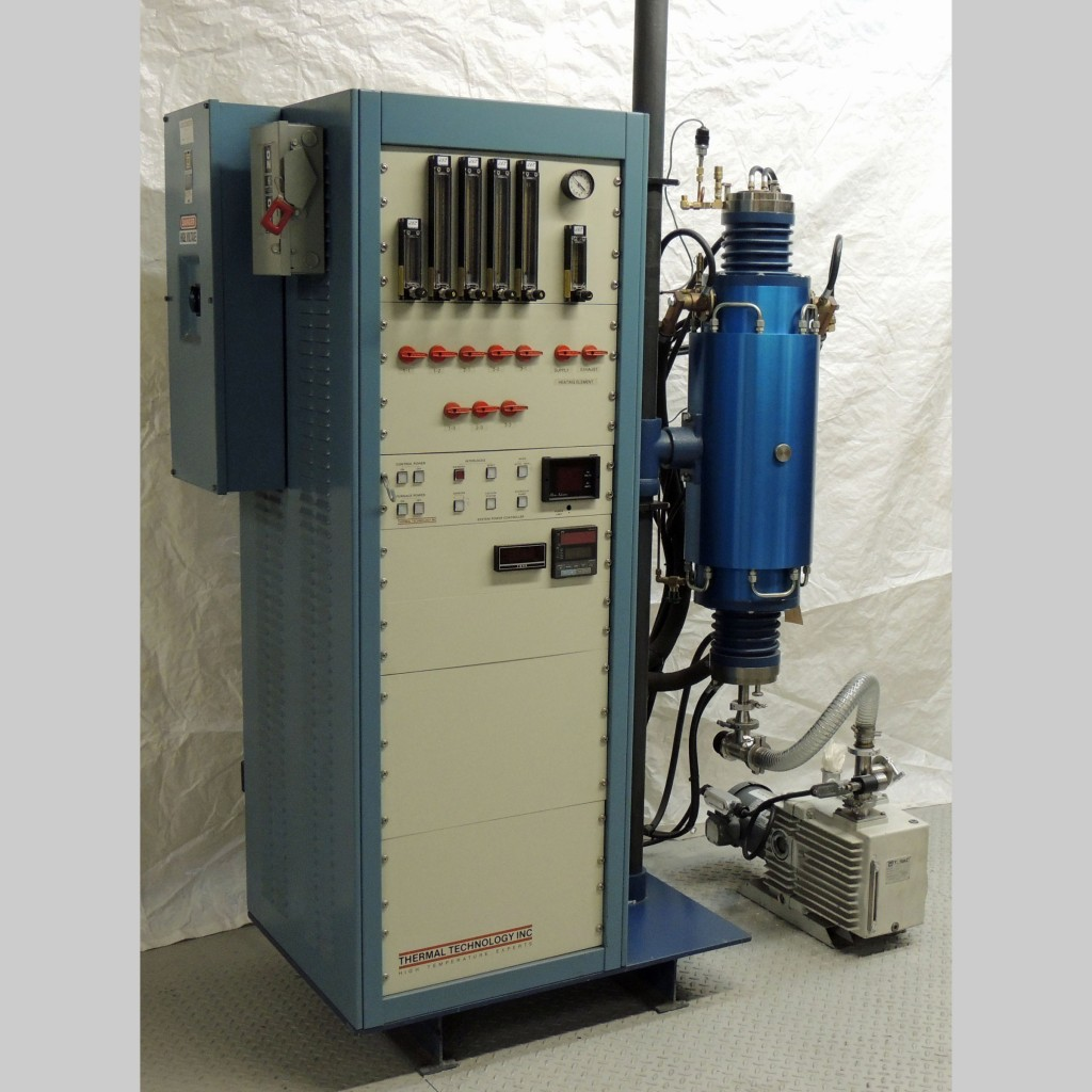 Thermal Technology High Temperature Tube Furnace