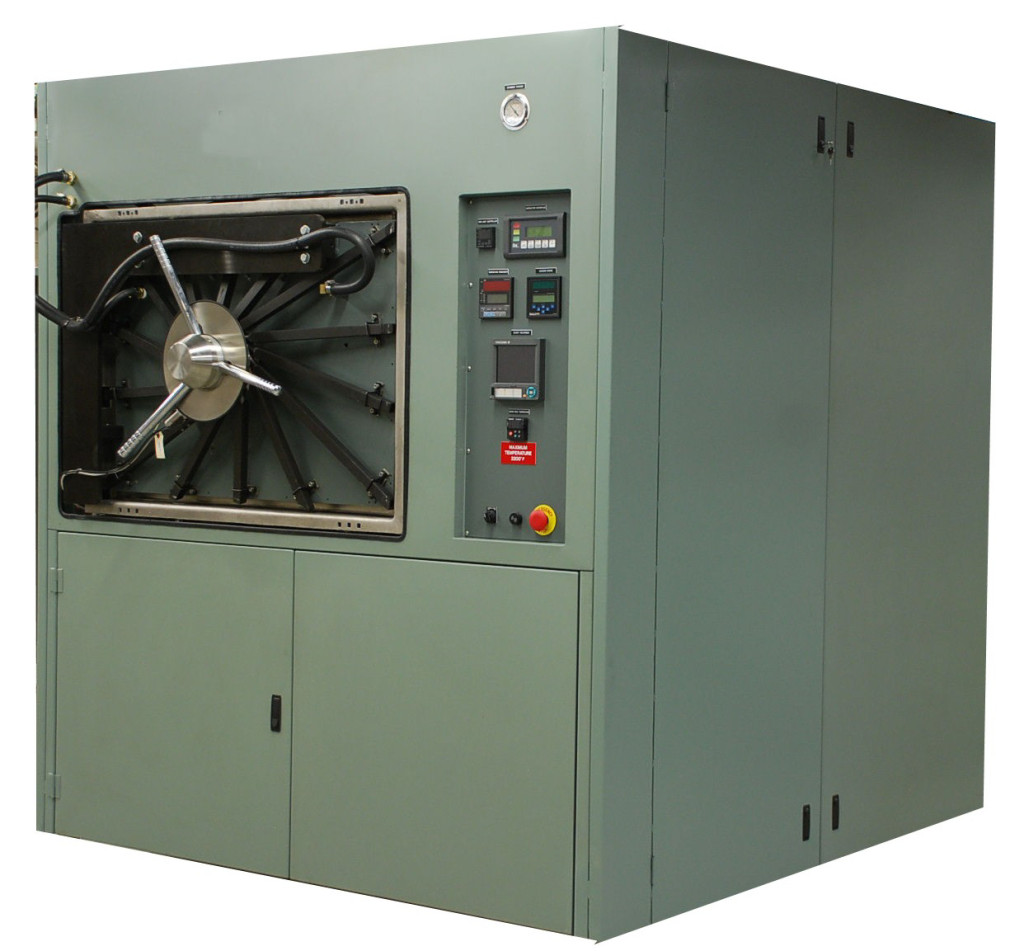 Two-Bar Vacuum Furnace