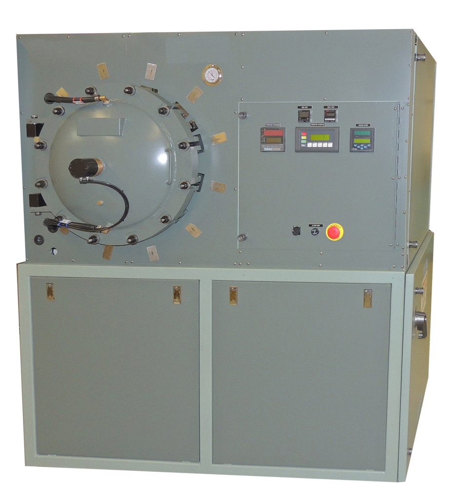 High Vacuum Furnace With One-Bar / Two-Bar Quench Cooling