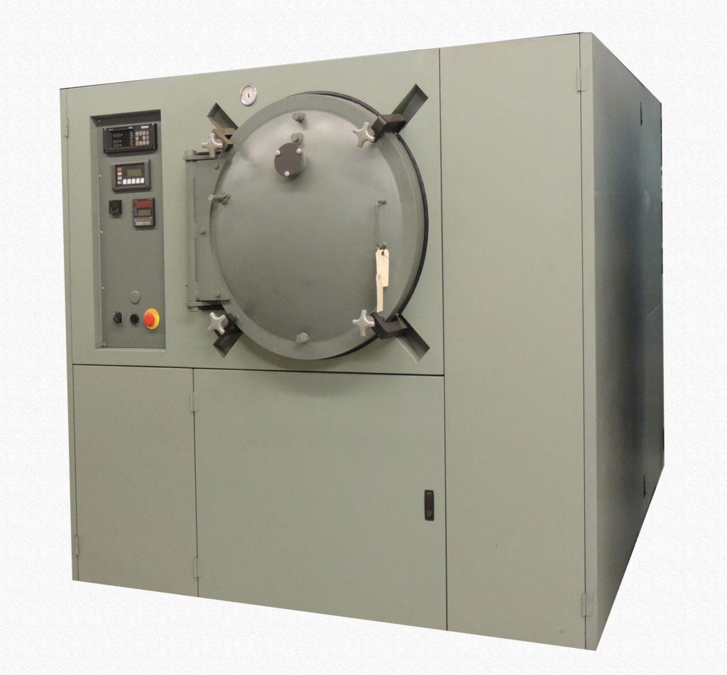 "15"" H X 15"" W X 70"" Deep Vacuum Furnace"